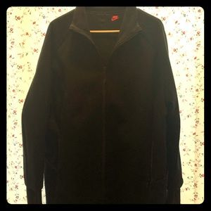 Black Nike Winter Coat